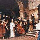 Munkácsy Mihály Jézus Pilátus előtt