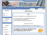 Total Biblia - Bibliafordítások online lexikona